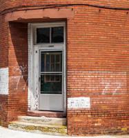 Stockton Door by lupiniastudios