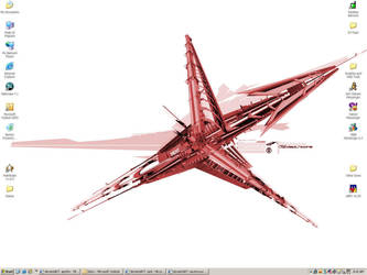 My Desktop by eavenvoux