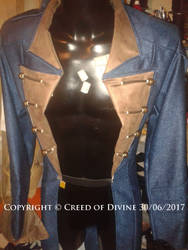 Concept art Costume Arno 2.0 Copyright by Creed-of-Divine