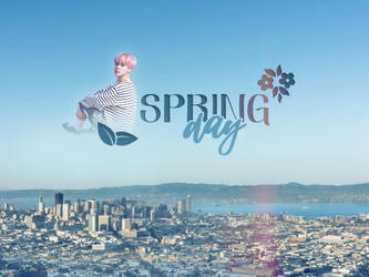 Spring Day Wallpaper by Ai-and-Jae