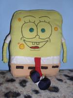 SpongeBob SquarePants by drusnemet