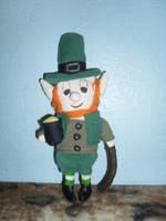 Irish leprechaun by drusnemet