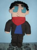 Merlin doll by drusnemet