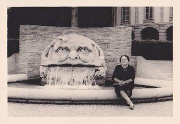 Fountain by KingScimia