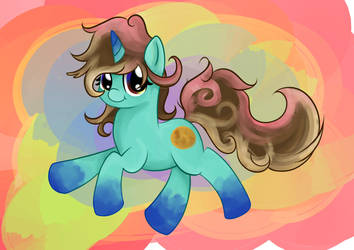 Sweet treat Rainbow power by SweetDawnCaramel
