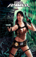 Tomb Rider_Color by Thegerjoos