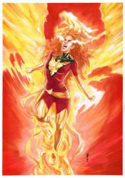 Dark Phoenix  by Thegerjoos