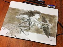 Sword by Thegerjoos