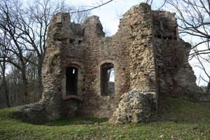 ruin_09 by BloodyArt-Stock
