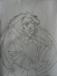 Sailor Moon by Graymonsuta