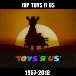 R.I.P. Toys''R''Us by Graymonsuta
