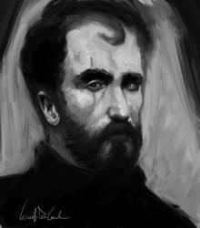 Mysterious Man by TheDarkManus