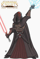 Revan by Chrisgemini