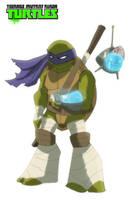 Donatello does machines by Chrisgemini