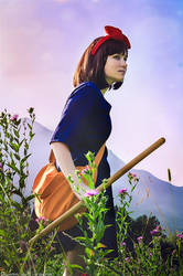 Kiki's delivery Service 3 by LucreciaPhoto