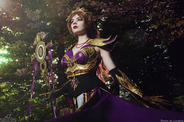 Charming Wizard by LucreciaPhoto