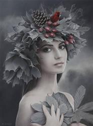 The 4 seasons: Autumn by BritaSeifert