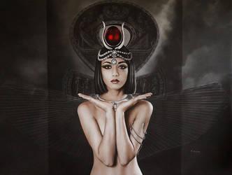 Isis by BritaSeifert