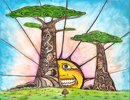 Baobab by ruethewhirl3