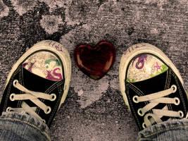 Dropped My Heart by haiku-loves-yuri