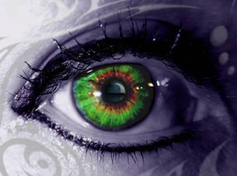 Crazy Horse Eye by 0Betrayal