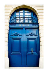 The Blue Door by thundermistress