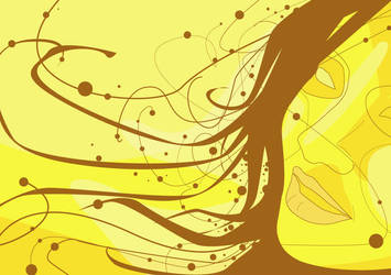 Yellow and Bright by thundermistress