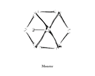 [SHARE PNG] EXO Monster Logo PNG by SuzyKimJaeXi