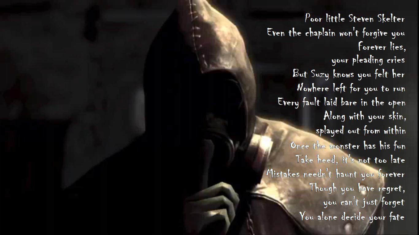 The Bogeyman's Rhyme by TheScarecrowOfNorway