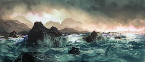 Storm by LennartVerhoeff