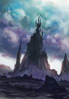 Dark Tower by LennartVerhoeff