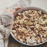 Popcorn. by SuirisWhite