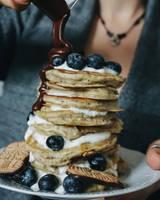 Pancakesaturday II by SuirisWhite