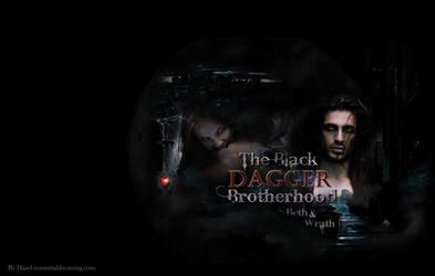 Black Dagger Brotherhood by hazelxxx