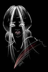 Woman by Itzia