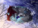 K:. Winter Solstice by Soyala-Silveryst