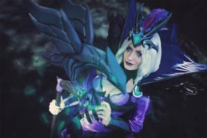 Ravenborn LeBlanc Cosplay by ToukoCosplay