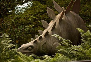 Dinosaur by TheMalkovian