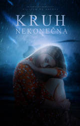Kruh nekonecna I Wattpad cover by Monii3155