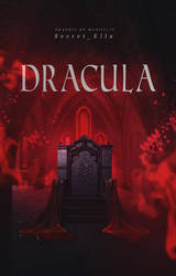 Dracula I Wattpad cover by Monii3155