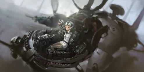 Cockpit by fkcogus333