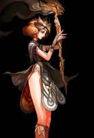 Sorceress by fkcogus333