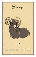 Year of the Sheep by Inuibuki