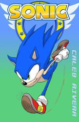 Sonic by caleb157