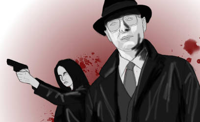 The Blacklist WIP 2 by Fischmeister4