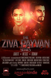 Ziva Payvan Series - Mock Movie Poster by Fischmeister4