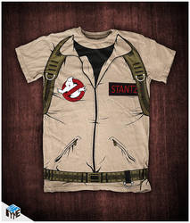 Ghostbusters t-shirt by MadeByMee