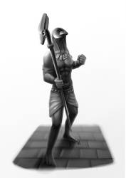 Horus by kadjura