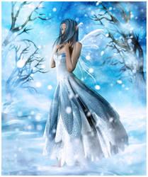 Snow Fairy by lryiu