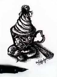 Cupcake by amiablez